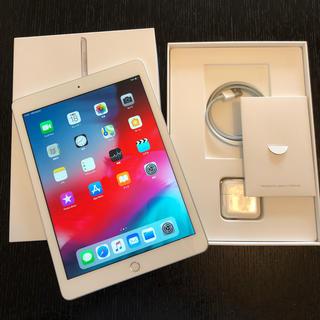 iPad - 【美品2018年製】iPad 第5世代 本体 32G 9.7インチ シルバー