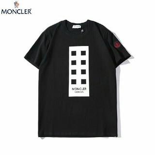 モンクレール(MONCLER)の2枚6000円送料込み 男女兼用 Tシャツ 半袖 美品(Tシャツ(半袖/袖なし))