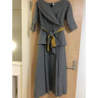 アメリヴィンテージ(Ameri VINTAGE)のAMERI vintage ドレス(ロングドレス)