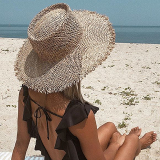 ルームサンマルロクコンテンポラリー(room306 CONTEMPORARY)の新品♡ straw hat♡(麦わら帽子/ストローハット)