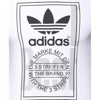adidas - 新品 アディダスオリジナルス 半袖Tシャツ グラフィックTシャツ ホワイト