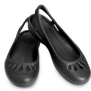 クロックス(crocs)のクロックス マリンディ 黒(サンダル)