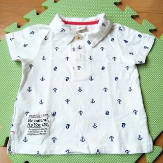 アカチャンホンポ - 男の子 ポロシャツ 80cm