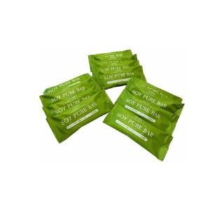 糖質制限にピッタリな砂糖不使用でグルテンフリーソイピュアバー 12本 (抹茶)(ダイエット食品)