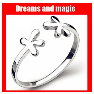 シルバーリング 指環 925スターリングシルバー レディース 指輪 アクセサリー(リング(指輪))