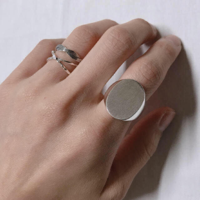 silver925#003 ring メンズのアクセサリー(リング(指輪))の商品写真