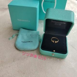 Tiffany & Co. - 正規品!💝Tiffany ティファニー💝 リング