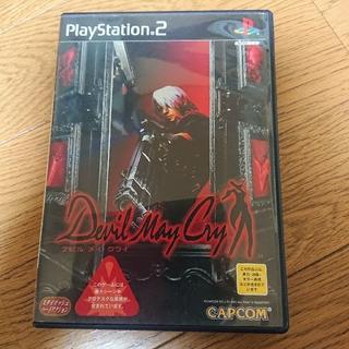 プレイステーション2(PlayStation2)のPS2 デビルメイクライ(家庭用ゲームソフト)