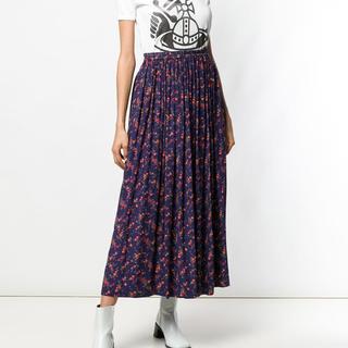 ヴィヴィアンウエストウッド(Vivienne Westwood)のVivienne Westwood Anglomania Magda スカート(ロングスカート)