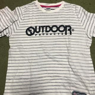 アウトドア(OUTDOOR)の部屋着OUTDOOR(Tシャツ(長袖/七分))