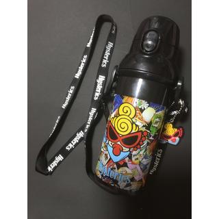 ヒステリックミニ(HYSTERIC MINI)のヒステリックミニ  水筒 黒(水筒)