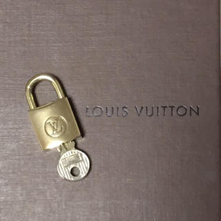 ルイヴィトン(LOUIS VUITTON)の♡ルイヴィトン パドロック♡(キーホルダー)