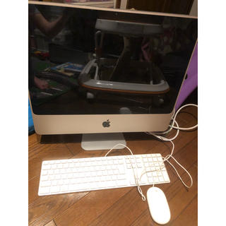 アップル(Apple)のアップル パソコン(デスクトップ型PC)