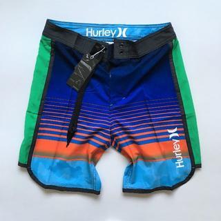 Hurley - 【在庫処分】新品 Hurley サーフパンツ 水着 サーフショーツ メンズ