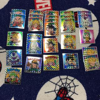 ドラゴンボール(ドラゴンボール)のビックリマンチョコ ドラゴンボールZコレクターシール 26枚(その他)