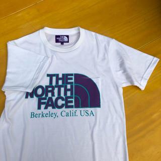 ザノースフェイス(THE NORTH FACE)のNorth Face purplelabel Tシャツ(Tシャツ/カットソー(半袖/袖なし))