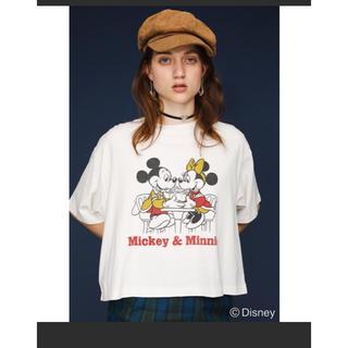 moussy - Moussy Tシャツ Disney