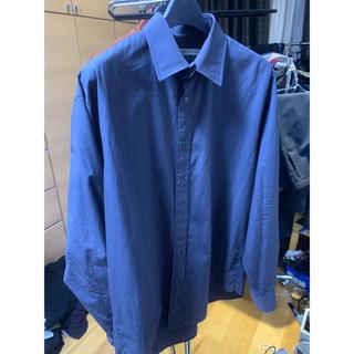JOHN LAWRENCE SULLIVAN - JOHN LAWRENCE SULLIVAN オーバーサイズシャツ