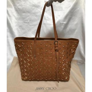 ジミーチュウ(JIMMY CHOO)のJIMMY CHOO/ジミーチュウ トートバッグ 正規品 美品(トートバッグ)