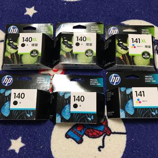ヒューレットパッカード(HP)のhpインク 6個+おまけ♡(オフィス用品一般)