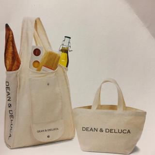 ディーンアンドデルーカ(DEAN & DELUCA)のDEAN&DELUCA バッグ2点セット ショッピングバッグ ランチトートバック(エコバッグ)