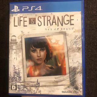 PlayStation4 - ライフ イズ ストレンジ (Life is Strange)