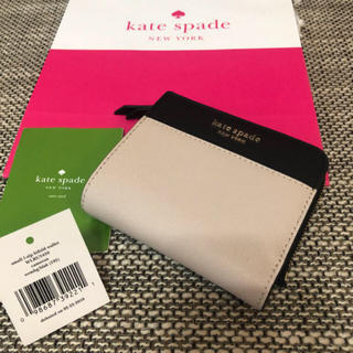 ケイトスペードニューヨーク(kate spade new york)の新品❤︎ケイトスペード  二つ折り財布(財布)