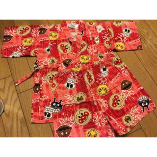 アンパンマン(アンパンマン)のアンパンマンの甚平赤系105〜115(甚平/浴衣)