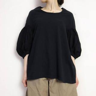キャピタル(KAPITAL)のキャピタル ブッファン ブラック(カットソー(半袖/袖なし))