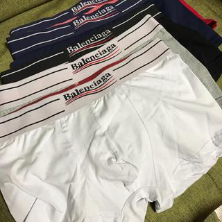 Balenciaga - BALENCIAGA バレンシアガ ボクサーパンツ 5色セット L 国内即発送