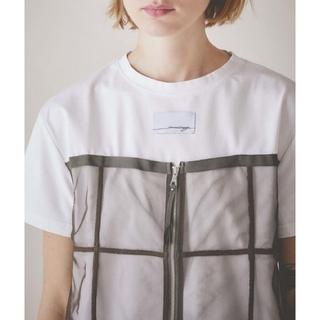 Ameri VINTAGE - 新品タグ アメリヴィンテージ チュールドッキングTシャツ