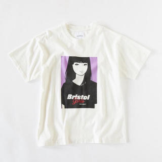 moussy - kyne f.c bristol moussy tee Tシャツ
