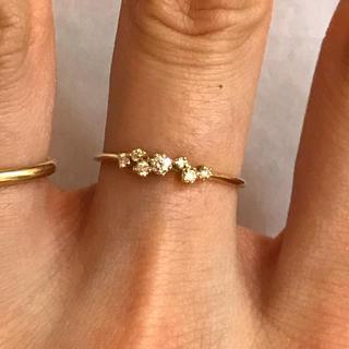 アーカー(AHKAH)のアーカー BBリング(リング(指輪))