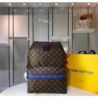 ルイヴィトン(LOUIS VUITTON)の美品 人気LOUIS VUITTON リュックルイヴィトンバッグ  M43849(バッグパック/リュック)