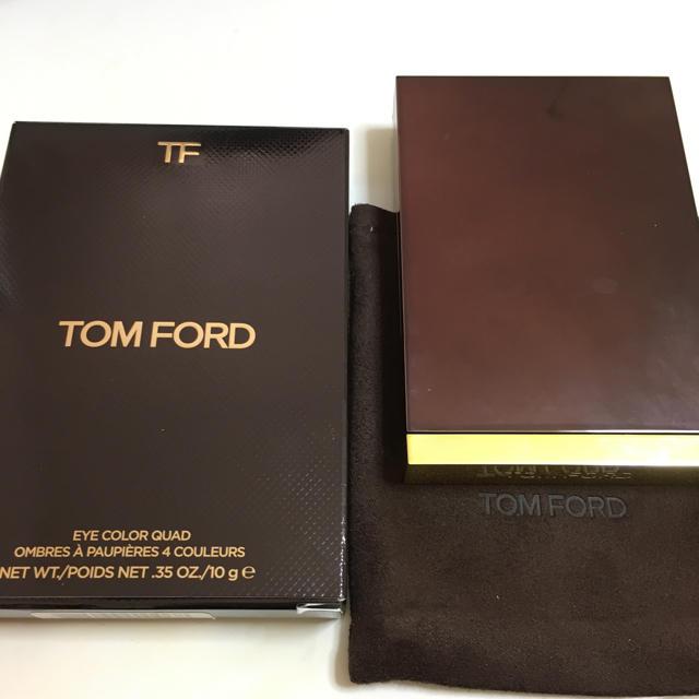 TOM FORD(トムフォード)のトムフォード   アイカラークォード 03 ココアミラージュ コスメ/美容のベースメイク/化粧品(アイシャドウ)の商品写真