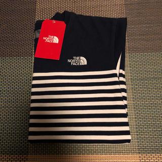 ザノースフェイス(THE NORTH FACE)のノースフェイスボーダーシャツ(Tシャツ/カットソー(半袖/袖なし))