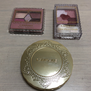 CANMAKE - 【CANMAKE】コスメセット【Little lady luxe】