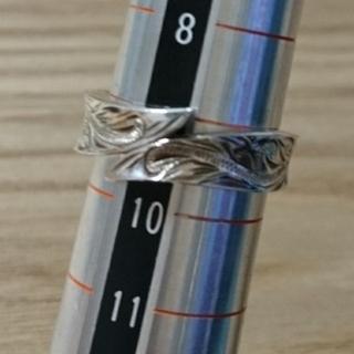 ハアイアンジュエリーリング(リング(指輪))