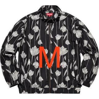 Supreme - Mサイズ Supreme Floral Silk Track Jacket