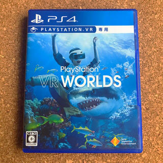 PlayStation4 - VR WORLDS