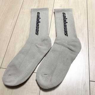 カラバサス ソックス 靴下 ベージュ(ソックス)