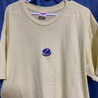 Supreme - Supreme Cap Tシャツ XL