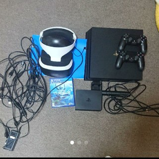 PlayStation4 - Ps4とVR