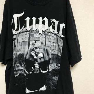 FEAR OF GOD - 2PAC トゥーパック Tupac Shakur ラップTシャツ