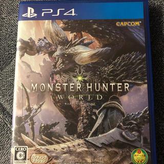PlayStation4 - モンスターハンター:ワールド
