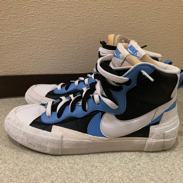 sacai(サカイ)のNike ブレザー sacai メンズの靴/シューズ(スニーカー)の商品写真