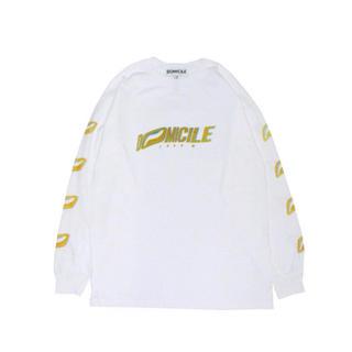 シュプリーム(Supreme)のDOMICILE フロントロゴ ロングTシャツ(Tシャツ/カットソー(七分/長袖))