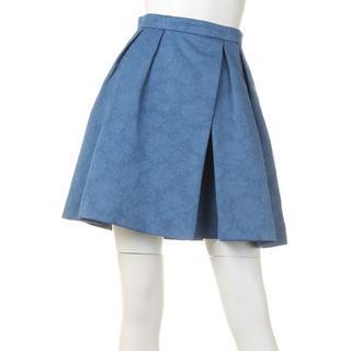 リランドチュール(Rirandture)のリランドチュール 美人百花掲載 変形フラワージャガードスカート(ミニスカート)