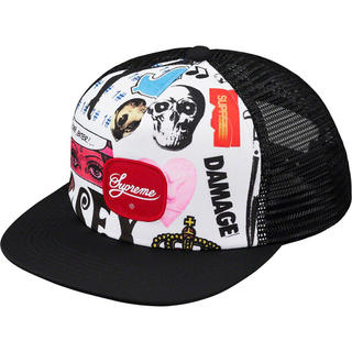 シュプリーム(Supreme)のSupreme Blood Lust Mesh Back 5-Panel Cap(キャップ)