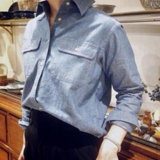 Plage - プラージュ  ダンガリーシャツ